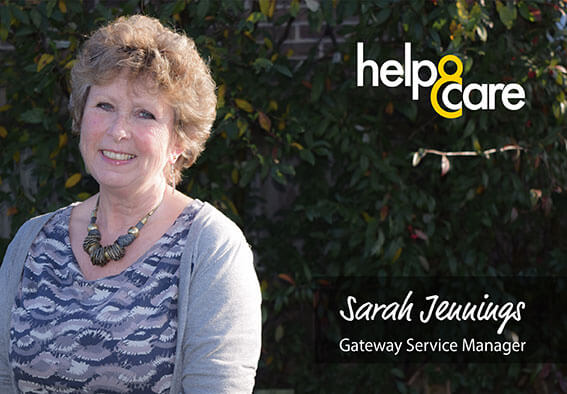 Sarah Jennings - Gateway Service Manager