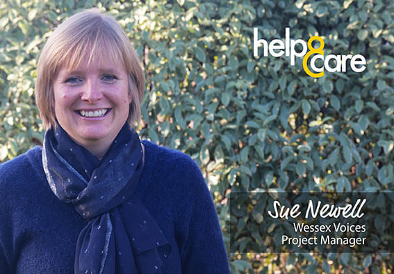 Sue Newell - Wessex Voices Project Manager